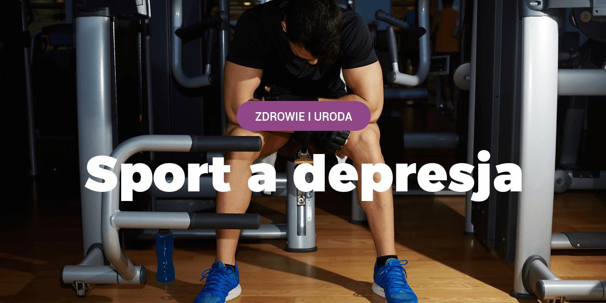 objawy depresji, objawu depresji, depresja a sport, bieganie na depresje, endorfiny po treningu, jak radzic sobie z depresja