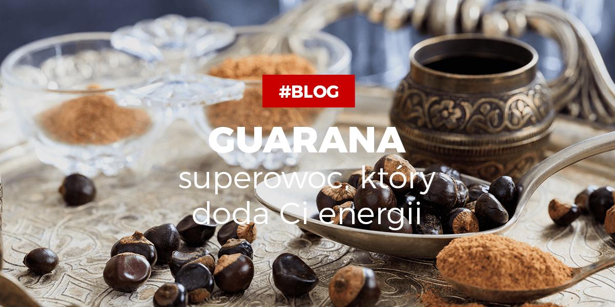 Guarana zamiast kawy