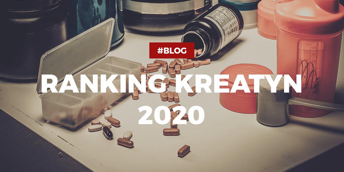 Ranking kreatyn 2020